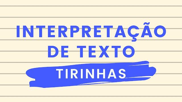 7 sites que ensinam Interpretação de Texto em tirinhas