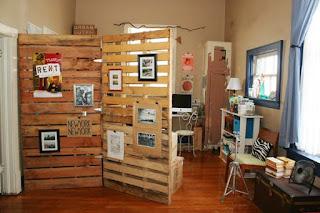 come dividere una stanza piccola con un paravento immagine