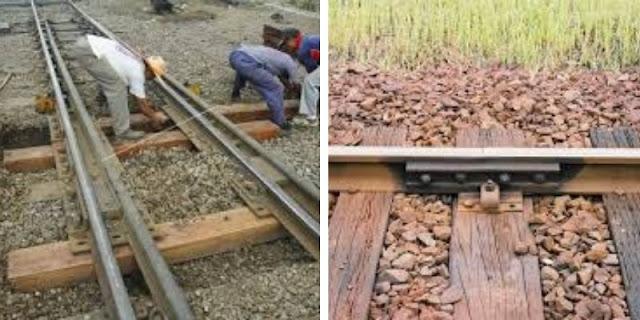bantalan rel kereta