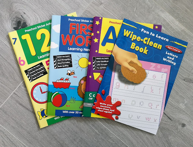 Homeschooling Workbooks Online Bargain Shopping At Pound Toy UK. Cheap Toy Review Parenting and Lifestyle Blogger Blog