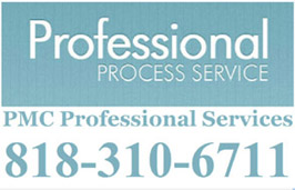 Process Servers in Pasadena Ca