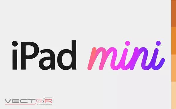 iPad Mini (2021) Logo - Download Vector File AI (Adobe Illustrator)