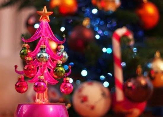 Enrhedando manualidades - Como hacer motivos navidenos ...