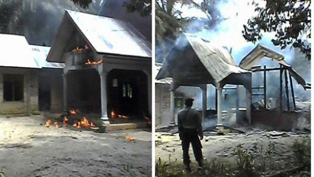 PGI Serukan Umat Kristen Tidak Terpancing Peristiwa Aceh Singkil
