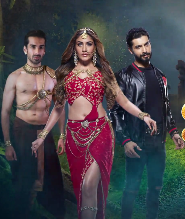 Naagin S5 9th January (2021) Hindi 480p HDTV 200MB