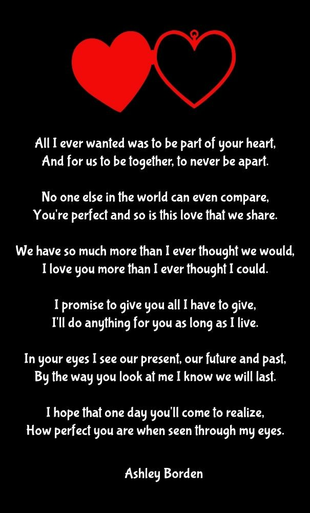 Heart Touching Love Quotes Interesting Cute Couple Heart Touching Love Poem  Diary Love Quotes