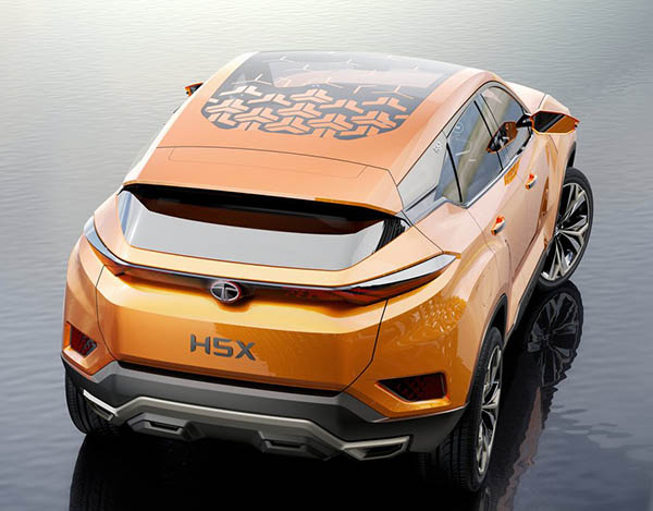 Burlappcar Tata H5x Concept
