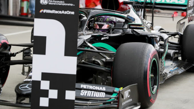 MUNDIAL F1 2020 - Hamilton toma el liderato tras Hungaroring
