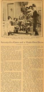 Olive Borden 1927 Article