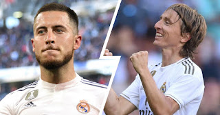 Modric backs Hazard to still make an impact at Real Madrid: 'Only injuries can prevent him going forward'
