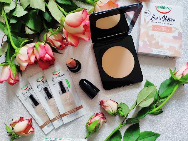 Eqiulibra i kosmetyki do makijażu - Nowość