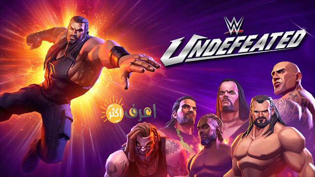 تحميل لعبة WWE Undefeated للأندرويد برابط مباشر مجانا 2021