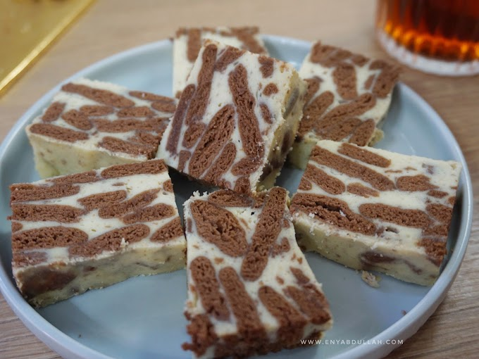 Batik Marie Cheesecake