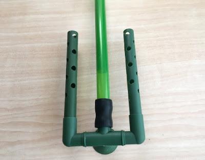 テトラP2フィルター配管