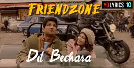 Friendzone Song Dil Bechara
