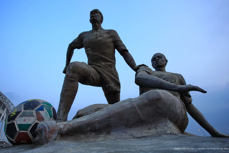 guida stadi coppa d'africa 2017 gabon