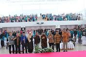 DPR RI Komisi XI : Kami Akan Memberikan 100 Orang Beasiswa Nantinya yang Ada di UIN Mataram.