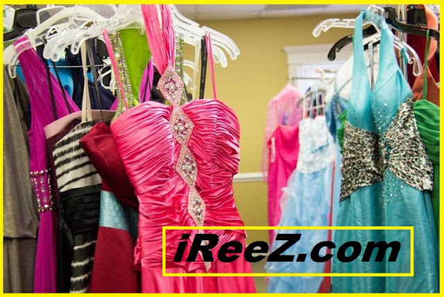 Formal women's wear boutique project