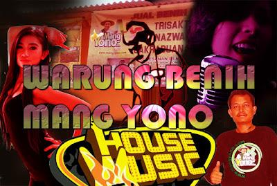 Lagu WARUNG BENIH MANG YONO HOUSE MUSIC l Video Lirik  Cipt : Ali Gangga siganteng kalem  Arr : Dj Suhadi SukaSwara