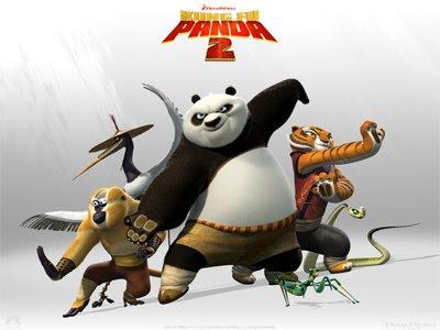 Kugn Fu Panda 2 Película