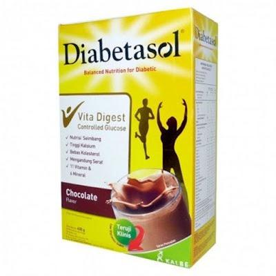 Rekomendasi Susu Diabetes Terbaik