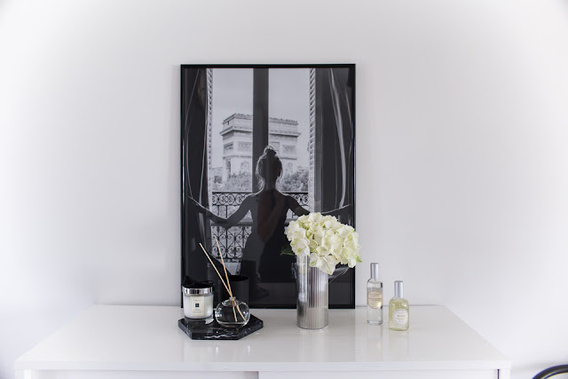 Plantes&Parfums Provencen tuoksukimppu, kodin tuoksu, eteinen, sisustusasetelma, Villa H