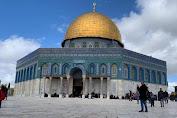Puluhan Imigran illegal Yahudi Kembali Nodai Masjid AL-Aqsa