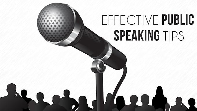 Powerful Strategies For Public Speaking Skills.