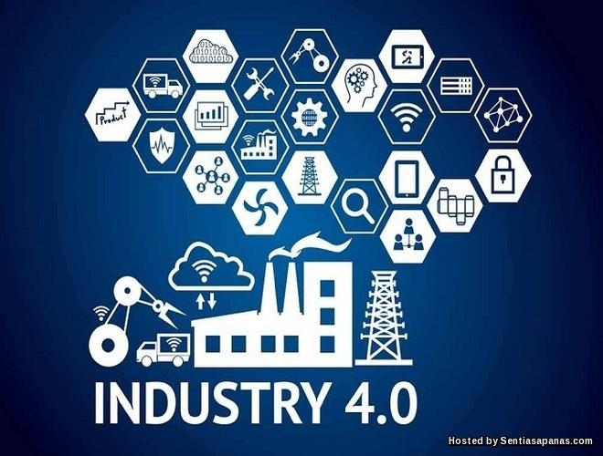Apa Itu Industry 4.0 Dan Kenapa Usahawan Wajib Tahu Mengenainya!