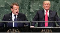 """Le président américain a promis """"une action réciproque substantielle"""" en représailles à la taxe française voulue par Emmanuel Macron."""