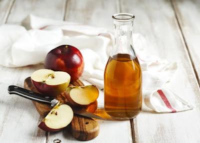 Cách trị thâm mụn từ thiên nhiên hiệu quả nhất từ giấm táo