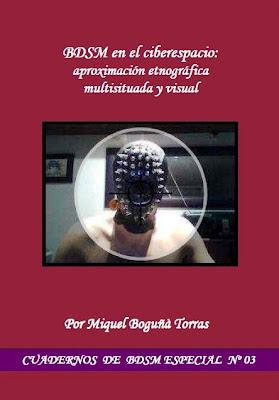 Cuadernos de BDSM ciberespacio Boguña