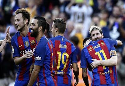 موعد مباراة برشلونة وأوساسونا فى الدوري الانجليزي والقنوات الناقلة