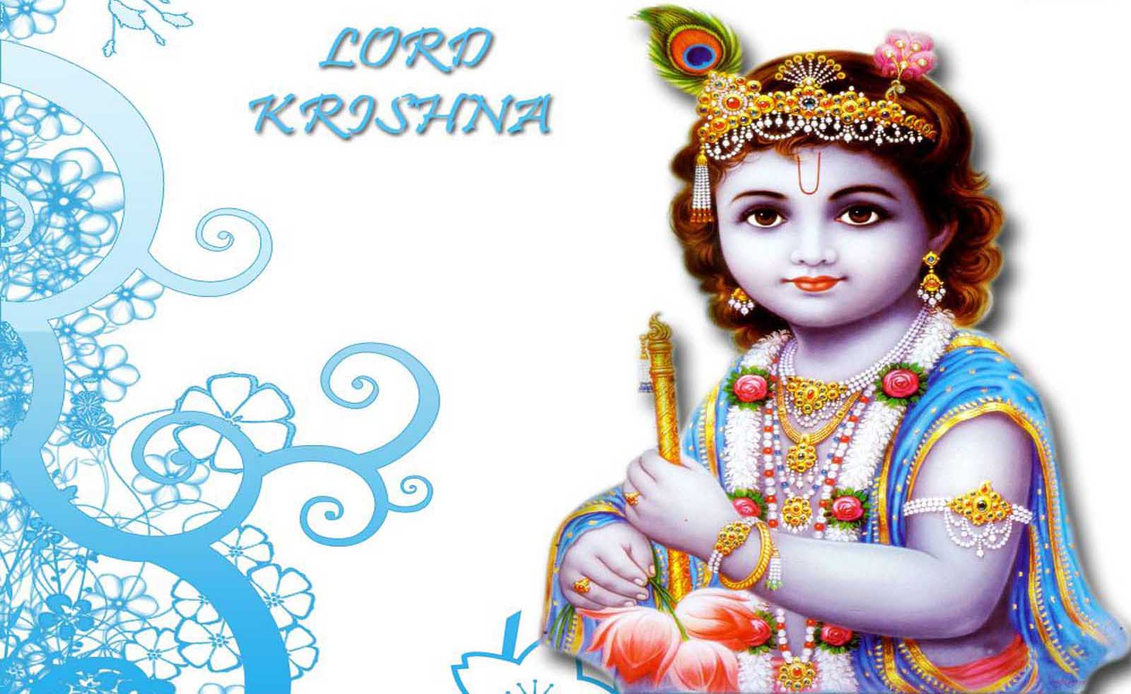 21+ Krishna God Images Wallpapers