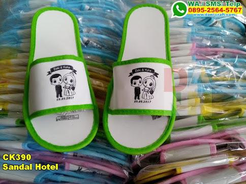 Jual Sandal Hotel