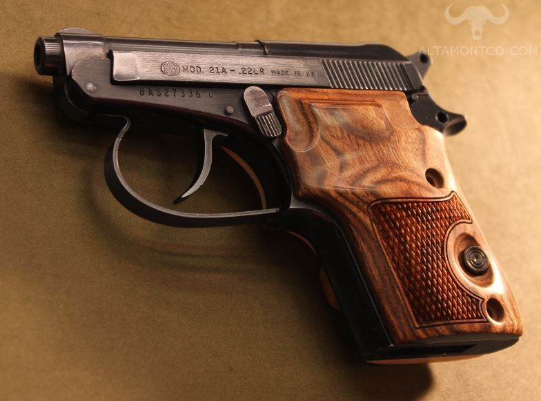 TINCANBANDIT's Gunsmithing: Featured Gun: Beretta 21A
