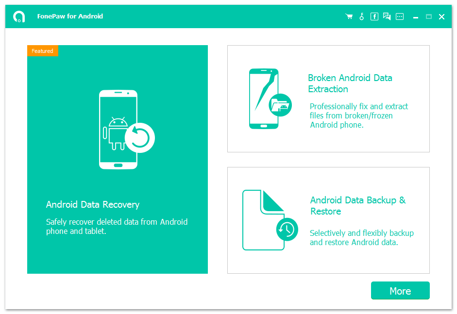 FonePaw Android Data Recovery Full Terbaru