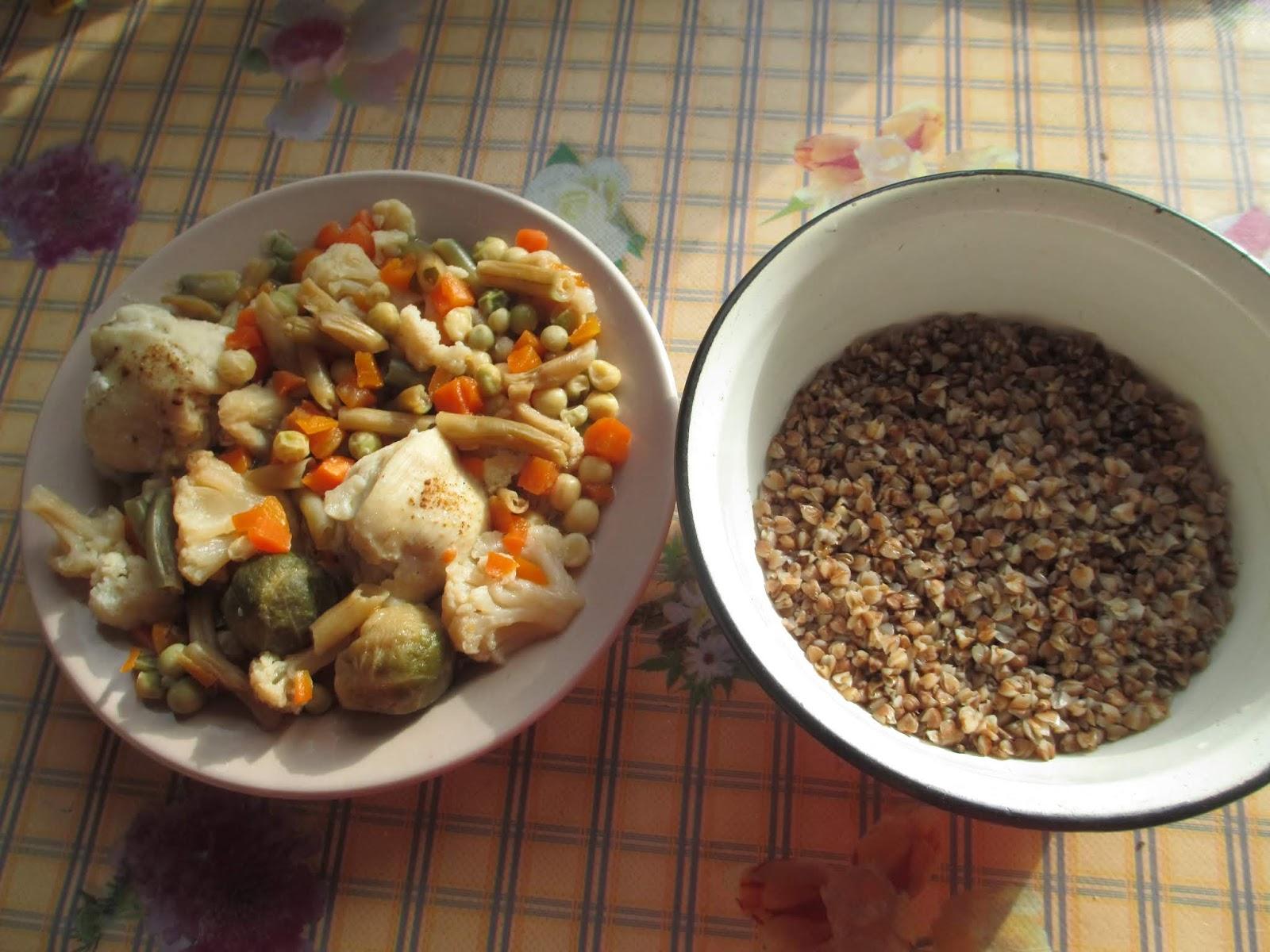Диета гречка овощи фрукты