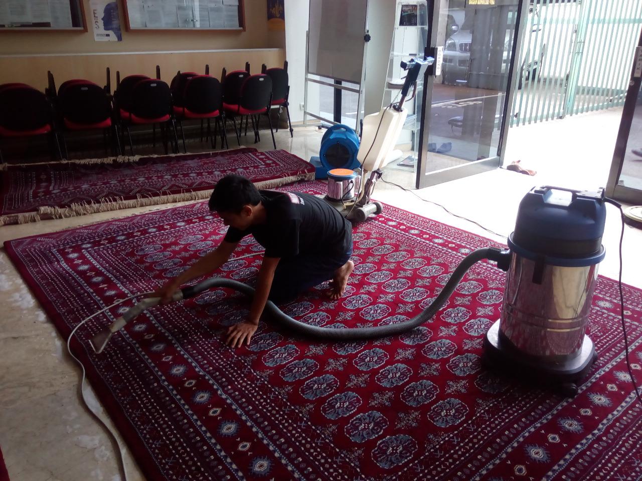 Jasa Cuci Karpet Pandeglang Rekomendasi Cuci Karpet Terbaik di Pandeglang Banten