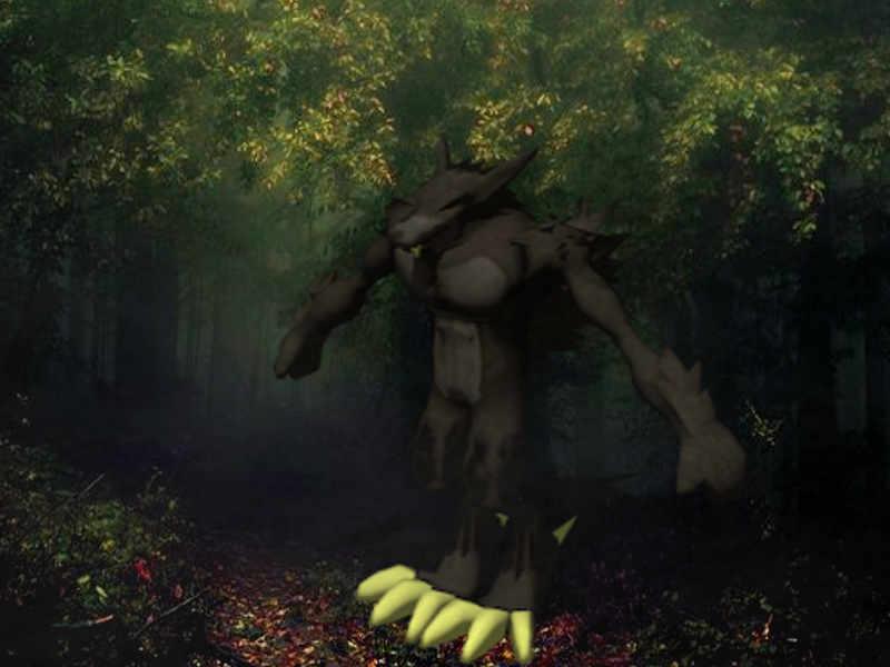 Models 3D Werewolf Noobs