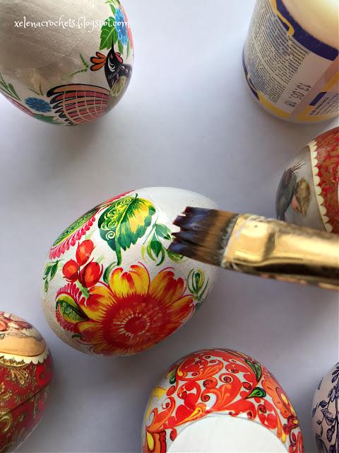 пасхальный декор деревянная заготовка яйцо