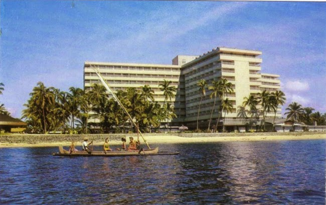 Lost Hotels of Indonesia Part I: Bali Beach InterContinental Hotel