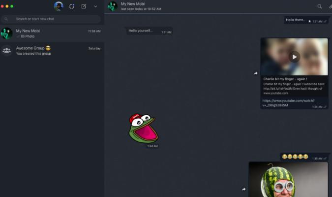 Langkah Sederhana Aktifkan Dark Mode di WhatsApp Desktop