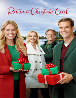 Poster de Return to Christmas Creek