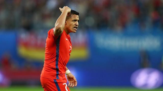 Gaji Alexis Sanchez Tak Terjangkau untuk Bayern