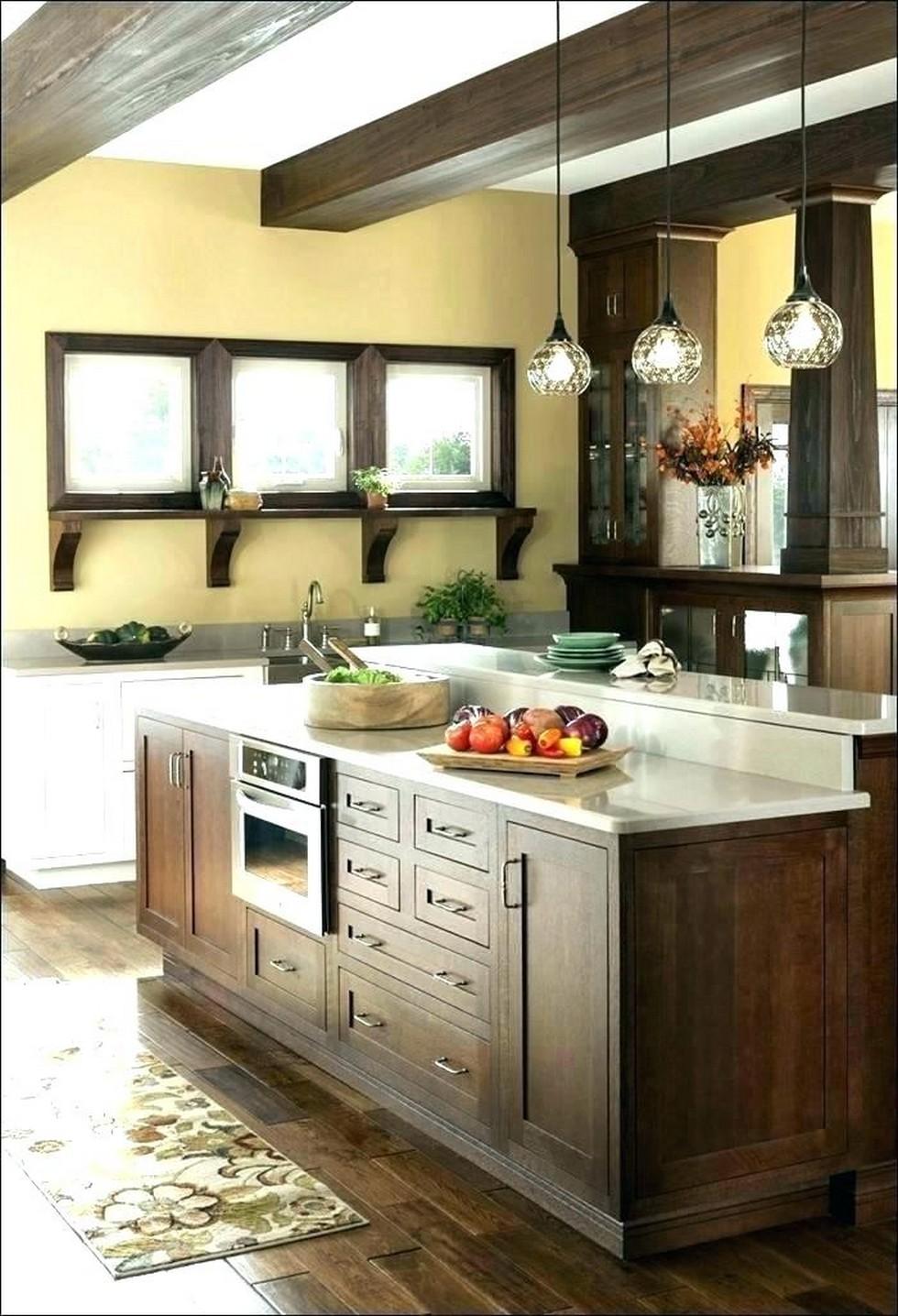 Amazing Concept of Kitchen Architecture Idea
