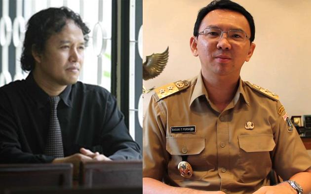Ini Surat Andrea Hirata Untuk Ahok Gubernur DKI Jakarta