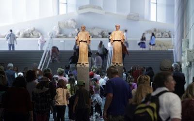 Αύξηση των επισκεπτών στα μουσεία της χώρας τον Ιούνιο