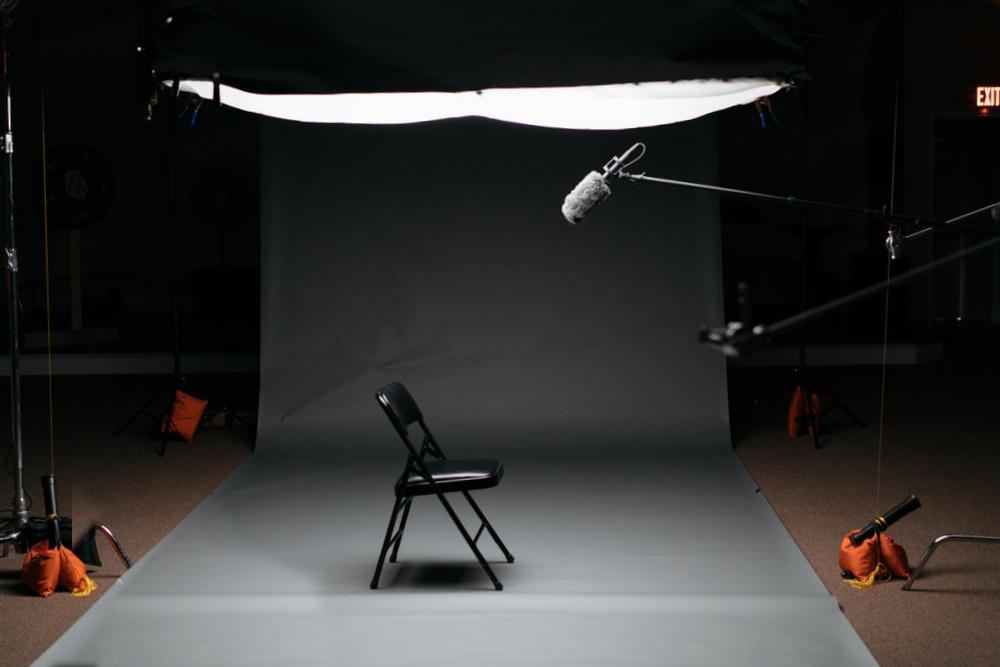 Ukuran foto studio minimal cantik dan keren