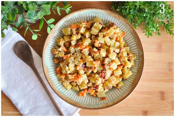 maionese de batata doce